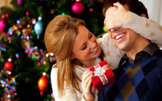 Веселые поздравления с Новым годом для мужа