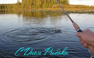 Поздравления с юбилеем рыбаку в прозе