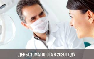 Когда Международный день зубного врача 2020