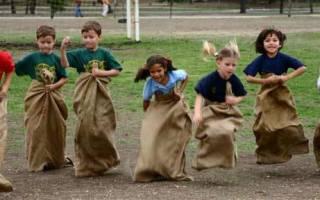 Весёлые конкурсы на день рождения для детей