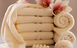 Красивые стихи к подарку полотенце