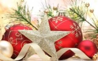 Новогодние стихи для детей 10-11 лет