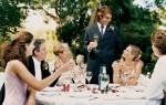 Тосты ситцевая свадьба (1 год)