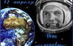 Поздравления с Днем авиации и космонавтики