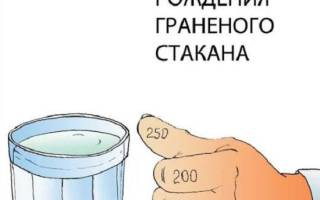 Стихи и поздравления в День граненого стакана