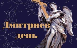 Дмитриев день 2020 — смс поздравления