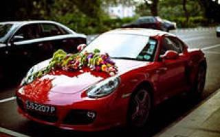 Сценарий выкупа «Свадебный выкуп для автолюбителя»