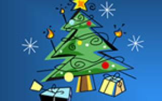 Красивые стихи с Новым годом от Деда Мороза