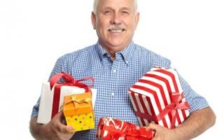Поздравление мужчины с 60-летием