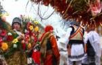 Поздравления со старым Новым годом на украинском языке