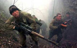 День военной контрразведки, СВР 2020