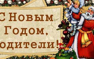 Прикольные поздравления маме с Новым годом в стихах и прозе
