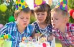 Поздравления с днем рождения 8 лет мальчику
