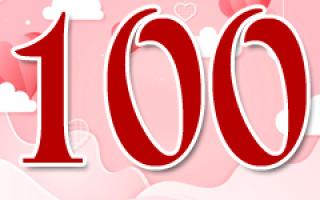Прикольные поздравления на 100 летний юбилей