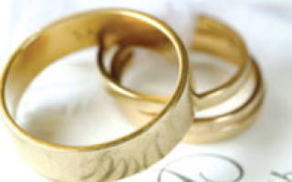Короткие пожелания на свадьбу молодым в прозе