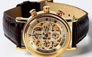 Красивые пожелания к подарку часы