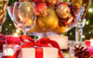 Смс поздравления с Новым годом и Рождеством