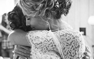 Пожелания на свадьбу от родителей