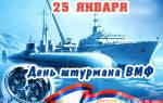 Когда день штурмана ВМФ — 25 января 2020
